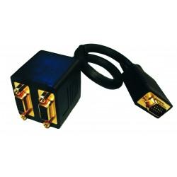 Conexión Splitter Percon PC-8409