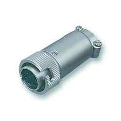 Round connector Hirose HRS-RM12BPE-3S