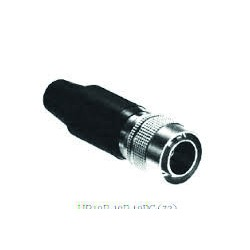 Round connector Hirose HRS-HR10B-10PA-10PC