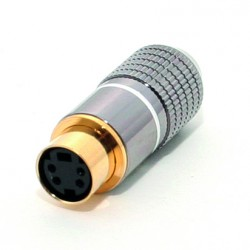 Conector Mini Din Percon 6019-M