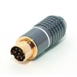 Conector Mini Din Percon 6023-M