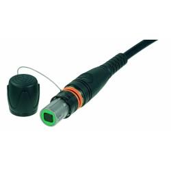 Conexión opticalCON MTP® NEUTRIK NK-NKO12M-000-60