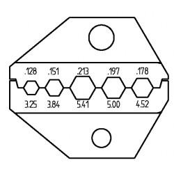 Matriz F.O para herramienta 5236-PN