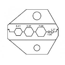 Matriz DIN 1.0/2.3 para herramienta 5225-PN