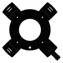 Placa adaptadora Schill SCH-KOMB.RM