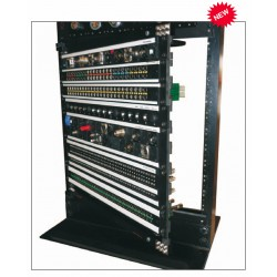 Patch Panels Accesorios Rack AVP EUROPA HABF-6/4