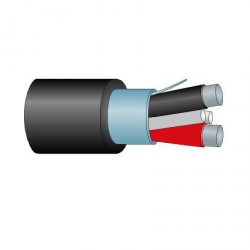Cable Audio Altavoz Trenzado con cubierta apantallado AL Percon AL 240
