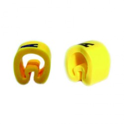 Marcador cerrado de 1 dígito 2.5/5.0 Percon 8905-M/9