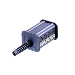 Caja de conexiones Rean NK-NSB1C8/0