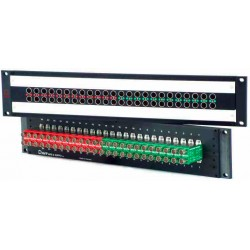 Patch Panels Vídeo AVP EUROPA AV-C224E1-AS7511