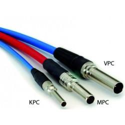 Conexión Vídeo Patchcords Standar Size Avp Europa VPC-1