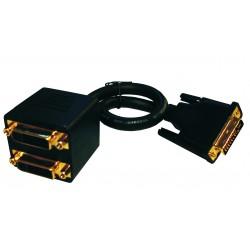 Conexión Splitter Percon PC-8402
