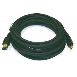 Conexión Firewire PERCON LTM-DV6/4-6
