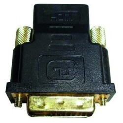 Adaptador Dvi - Hdmi Percon PC-8498