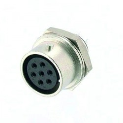 Round connector Hirose HRS-RM12BPE-7PH