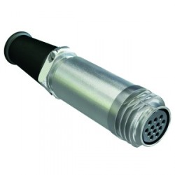 Round connector Hirose HRS-RM15TJD-10S