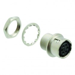 Round connector Hirose HRS-HR10A-7R-4S