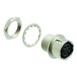 Round connector Hirose HRS-HR10A-10R-12P