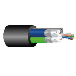 Cable Multicore Digital Percon TVL 2101/5