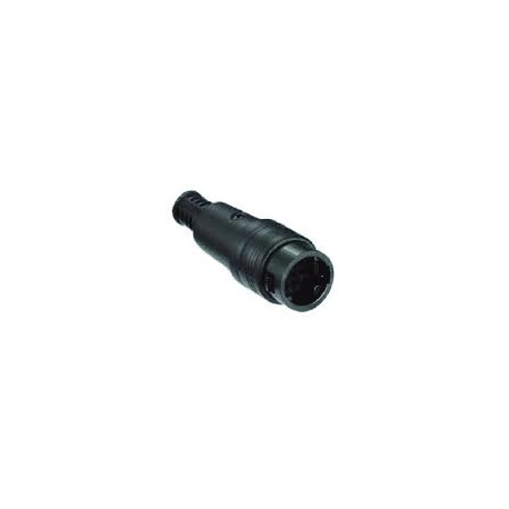 Round connector Hirose HRS-RP17-13PA-12PC