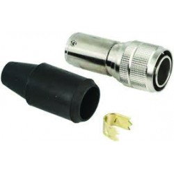 Round connector Hirose HRS-HR22-12TPD-20P