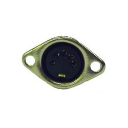 Conector Din Percon 1019-D