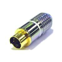 Conector Mini Din Percon 6018-M