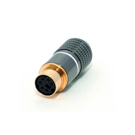 Conector Mini Din Percon 6021-M