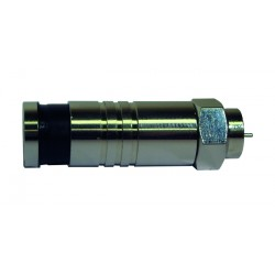 "Conector Radiofrecuencia ""F"" Platinum PLT-18311A"