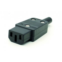 Mains Plugs Connector Percon 8003-R