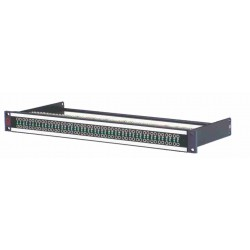 Patch Panel Audio Avp Europa AJ-B248S1-B1S