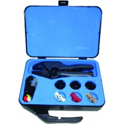 Caja de herramientas para crimpar 5106-HDTV