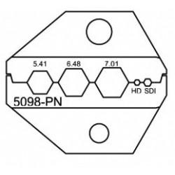 Matriz HD-HDTV/MBAP para herramienta 5241-PN