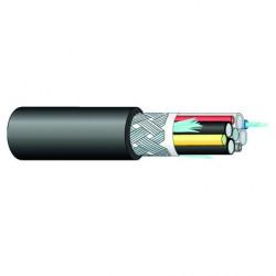 Hybrid Cable Electric + Fiber (SMPTE 311M) Furakawa 2SM-9,2-37,5 ARIB