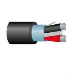 Cable Audio Altavoz Trenzado con cubierta apantallado AL Percon AL 205