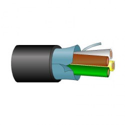 AL - Shielded multicore twisted (AS) Cable Percon AL 405