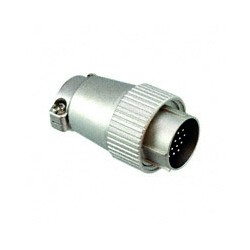 Round connector Hirose HRS-JR21PK-10P