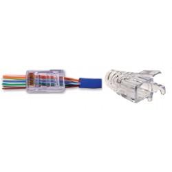 Conector EZ-RJ45® PLATINUM PLT-106 R