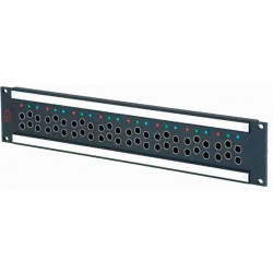 Patch Panels Vídeo AVP EUROPA VPP-24K-RGB-2