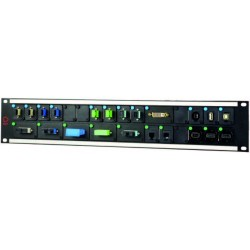 Patch Panels Bulkheads maxxum AVP EUROPA WKM-U116E1-Z-3BAR