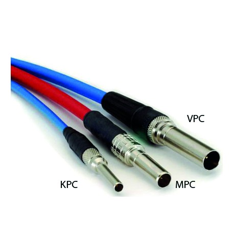 Video Standar Size Patchcords Assembly Avp Europa VPC-1