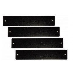 Blank filler plate kit for Muxlab/500921