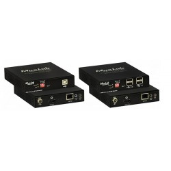 KVM Dvi over IP POE Extender kit Muxlab/500771
