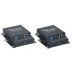 Hdmi Over IP Extender with POE Muxlab/500752