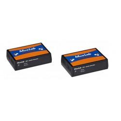 Dvi / Audio extender kit Muxlab/500390