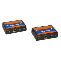Hdmi extender kit plus HDBT, UHD-4K Muxlab/500450