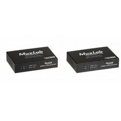 Hdmi 4-Play extender kit Muxlab/500456