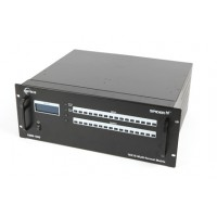 16 X 16 DVI / HDMI / SDI / DisplayPort and Optical Modular Matrix OPTICIS-OMM-1000
