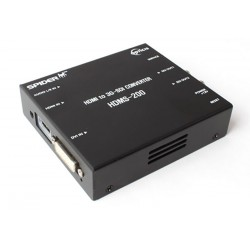 HDMI and DVI to 3G-SDI Video Converter OPTICIS-HDMS-200