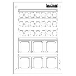 Plates Percon WB200-21XLR-6TSA